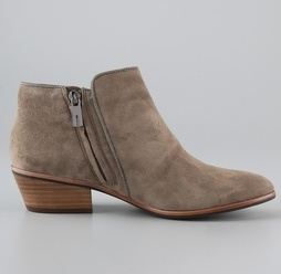 Bohemian Romance Meets Cowgirl Chic Light Colored Ankle
