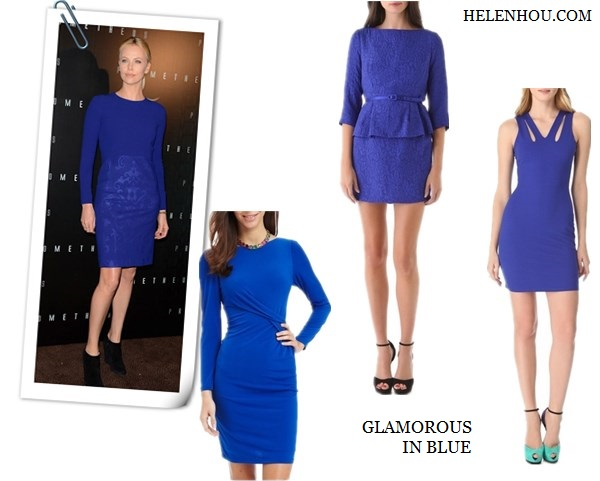65d5c220bfb5 Glamorous In Blue (Holiday Dresses For Different Body Shapes) – Helen's  Life & Style